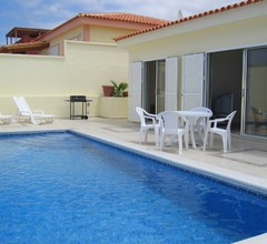 Detached 3 bed villa with private heated swimming pool and ocean views 1