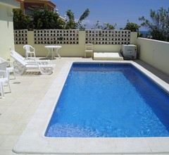 Detached 3 bed villa with private heated swimming pool and ocean views 2