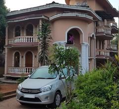 Goa House - Deluxe Ferienhaus 1
