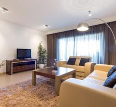 Luxus-Apartment mit zwei Schlafzimmern mit eigenem Pool und Meerblick auf 5 * Spa Resort 2