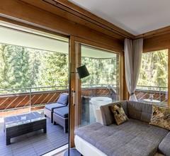 Flims Waldhaus: Luxuriose 5 Sterne Wohnung 5 Sterne Hotel in Flims 2