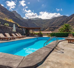 Ferienhaus mit Pool in Agaete 1