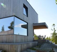 Exklusives architektonisches Haus im Archipel 1