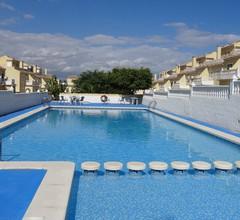 Tui Casa, Sun & Beach, 3-Bett-Villa, Pool und privates Solarium UK Satellite WiFi 1