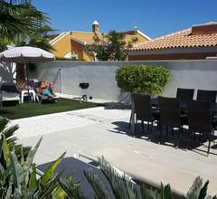 Casa van Gelder in San Fugencio / Alicante mit beheiztem Wasser 2