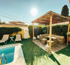 Charmantes Haus mit privatem Pool, Garten, Schattenbereichen und Grill 2