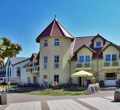 Doppelzimmer 27 - Hotel Ostseeblick 1