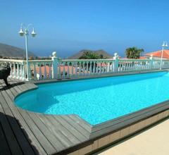 Apartment in einer großen Villa mit Südterrasse und Pool Garten Freies WLAN 2