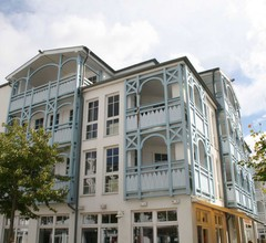 H: Seepark Sellin-Haus Baabe Whg 432 Penthouse mit Balkon 2