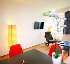 Apartment im Zentrum von Luzern mit Internet- Aufzug- Terrasse- Waschmaschine 1