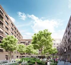 HITrental Messe Apartments 2
