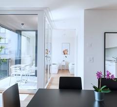 HITrental Messe Apartments 1