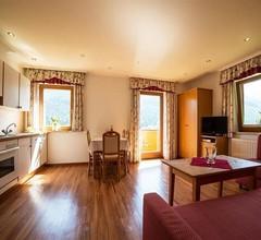 Appartement/1 Schlafraum/Dusche, Bad, WC - Dorfblick, Haus 1