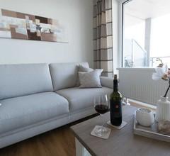 Apartmenthaus Meerestochter direkt an der Schlei - Ferienwohnung Ausguck No3 2