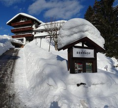HotelApp H - 20m²/1 Raum/4Pers./Balkon - Der Berghof 1
