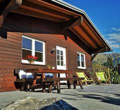 Chalet Wäldele - Ferienhaus, 1 Schlafraum, Dusche, WC, 2