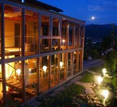 """Doppelzimmer """"Waldbuche"""" mit Balkon - Haus Bergblick 1"""
