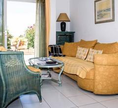Apartment in einer großen Villa mit Südterrasse und Pool Garten Freies WLAN 1
