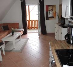 Usedom Suites Ückeritz 35 Suite Lisa mit Balkon 1