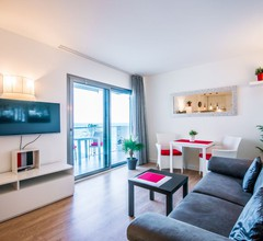 LAST MINUTE Neues sonniges, excl.Ferienappartement am Strand bis 4Pers.WLA incl 1