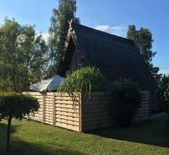 Reetdachhütte im Birkenhain 1