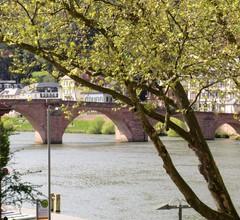 Ferienwohnungen Neckarblick - Heidelberg Altstadt 2