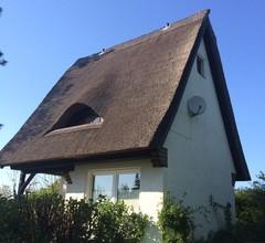Traumhaftes, reetgedecktes Ferienhaus an der Ostseeküste mit Naturgrundstück 1