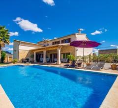 ☼ Gepflegtes Ferienhaus im Herzen Mallorcas mit privatem Pool 1