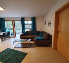 Untere Ferienwohnung, 70qm, Terrasse, 1 Schlafzimmer, max. 3 Personen 1