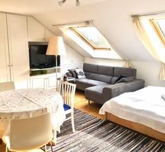 Gemütliches Appartement mit extra Küche, Bad, Whirlpool, Dusche und Badewanne 1