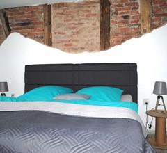 Doppelzimmer (Zimmer 2) - Pension Holl und Boll am Hexenstieg 1