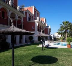Luxuriöse Wohnung direkt im Golfplatz mit Blick ins Grüne. Ideal für Golfspieler 2