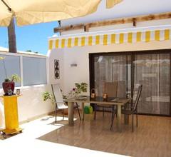 Renovierter, charmanter Bungalow mit großer sicht- und windgeschützter Terrasse 2