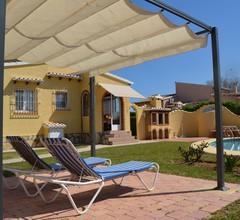Villa Nido mit 2 Schlafzimmern und Pool in Els Poblets 2