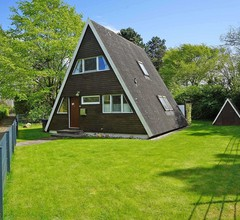 Zeltdachhaus mit moderner Ausstattung und W-LAN - Zeltdachhaus 2
