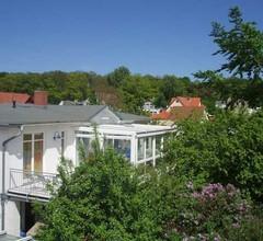 Villa Romantica - großer Wintergarten - 300 m Strand, WLAN - Villa Romantica 1