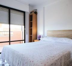 1 Zimmer Unterkunft in La Mata 1