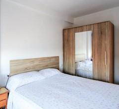 1 Zimmer Unterkunft in La Mata 2