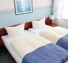 Doppelzimmer Nr. 4 - Hotel an der Seepromenade 1