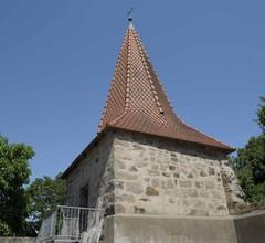36qm große Ferienwohnung im historischen Merkendorf 2