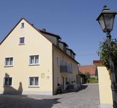 36qm große Ferienwohnung im historischen Merkendorf 1