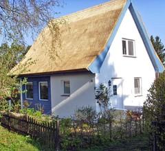 Reetdach-Ferienhaus im kleinen Fischerdorf - Reetdach-Ferienhaus 1
