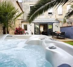 Bordeaux Schönes Bordeauxhaus für 12 Personen - Garten - Whirlpool 1