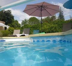Provence- Villa Oasis mit Schwimmbad und Sprudelbecken 1
