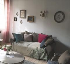 Gesamte Wohnung mit romantischem Charme im Herzen von Villeneuve (3 km von Avignon) 1