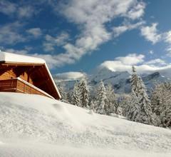 Schönes Ferienhaus, Südlage, toller Komfort, Blick auf Gletscher Diablerets 2