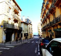 Charmantes Studio in Les Halles, Zentrum von Biarritz, 100 m großer Strand + WiFi 2