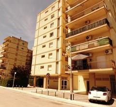 Ferienwohnung mit 2 Schlafzimmern und Privatparkplatz in Mas Matas, Roses 2