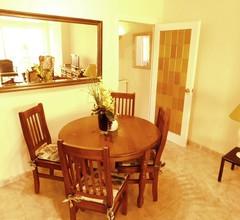 Ferienwohnung mit 2 Schlafzimmern und Privatparkplatz in Mas Matas, Roses 1