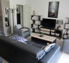 2 Luxuszimmer in Paris-Montrouge für bis zu 3-4 Personen. In der Nähe der U-Bahn 2